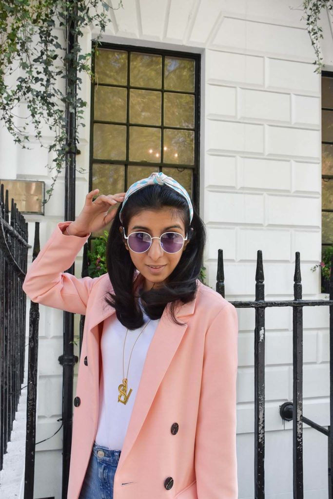 London fashion blogger Shloka Narang of The Silk Sneaker shares the five spring essentials you need to refresh your look