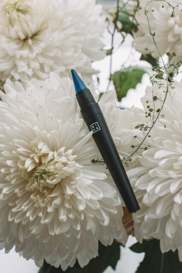 Fashion blogger Shloka Narang shares her makeup bag must have for the month with the best new eyeliner from 3ina