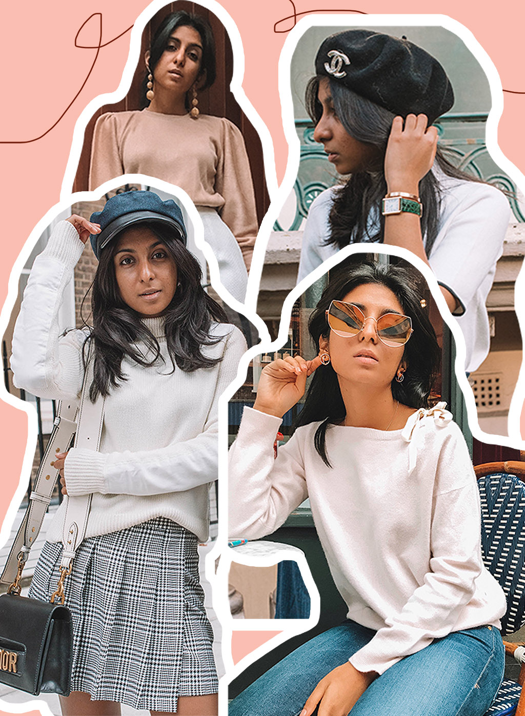 Fashion blogger Shloka Narang of The Silk Sneaker shares her favourite sweaters for fall in this shopping guide