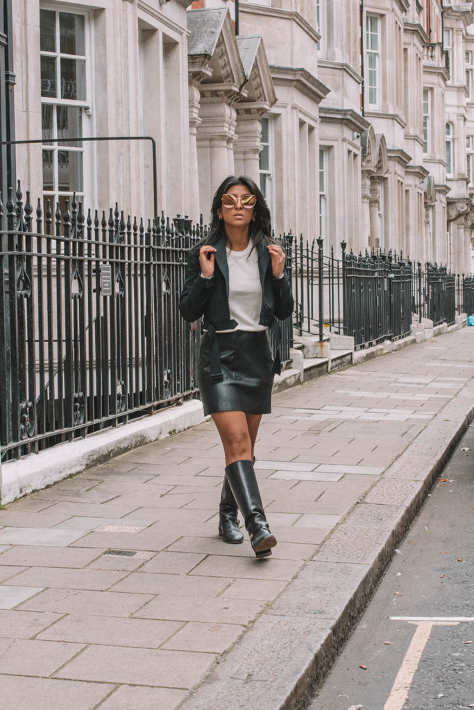 Why You Need A Leather Skirt To Look Perfect This Winter ...