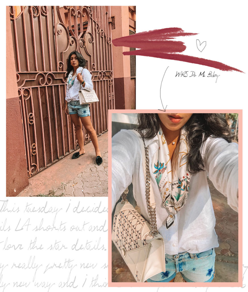 Fashion blogger Shloka Narang of The Silk Sneaker shares her holiday outfits while in India with indian outfits as well as what to wear in India