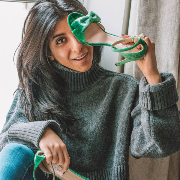 Fashion blogger Shloka Narang of The Silk Sneaker shares her favourite shoes in her shoe collection and how to invest in designer shoes