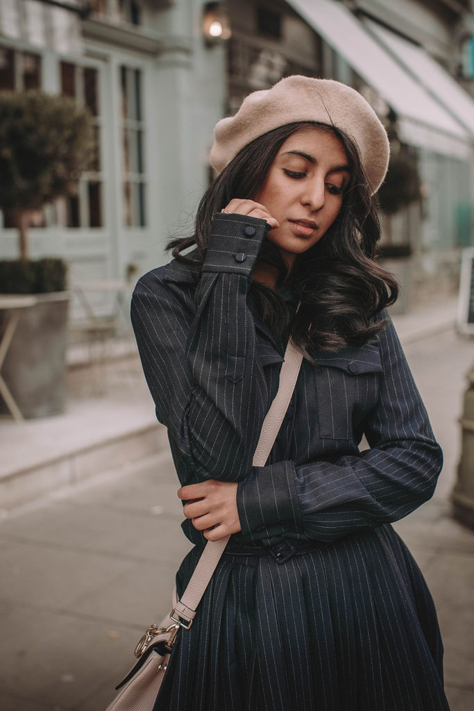 Fashion blogger Shloka Narang of The Silk Sneaker showcases how to make your outfit look more expensive with Zara and Urban Outfitters