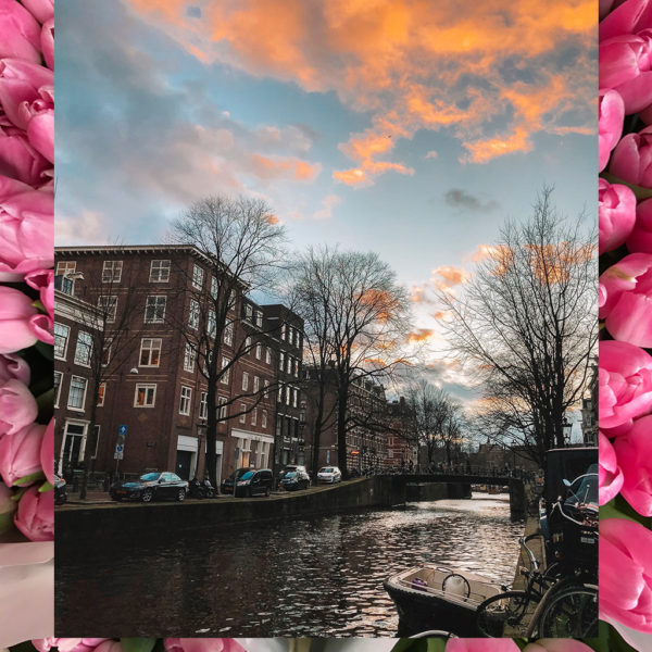 Fashion and Travel blogger Shloka Narang of The Silk Sneaker shares her favourite places to eat in Amsterdam