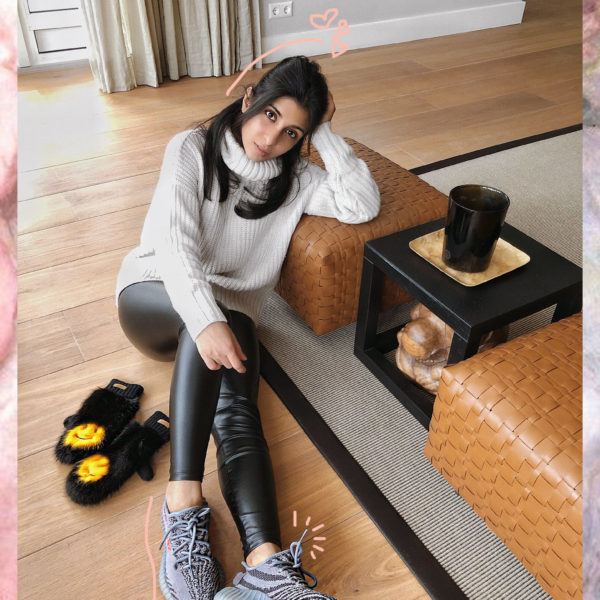 Fashion blogger Shloka Narang of The Silk Sneaker shares her Friday Favourites featuring Career Girl Daily, Topshop and Sweaty Betty