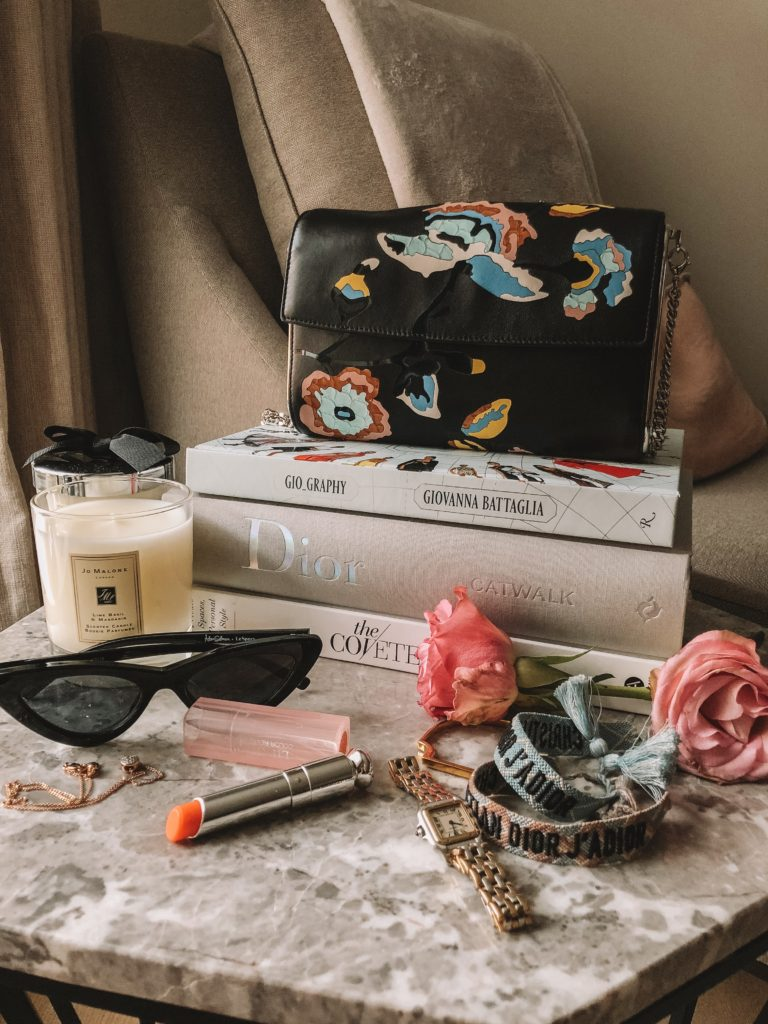 Fashion blogger Shloka Narang of The Silk Sneaker shares her 5 tips for coming out of a creative rut