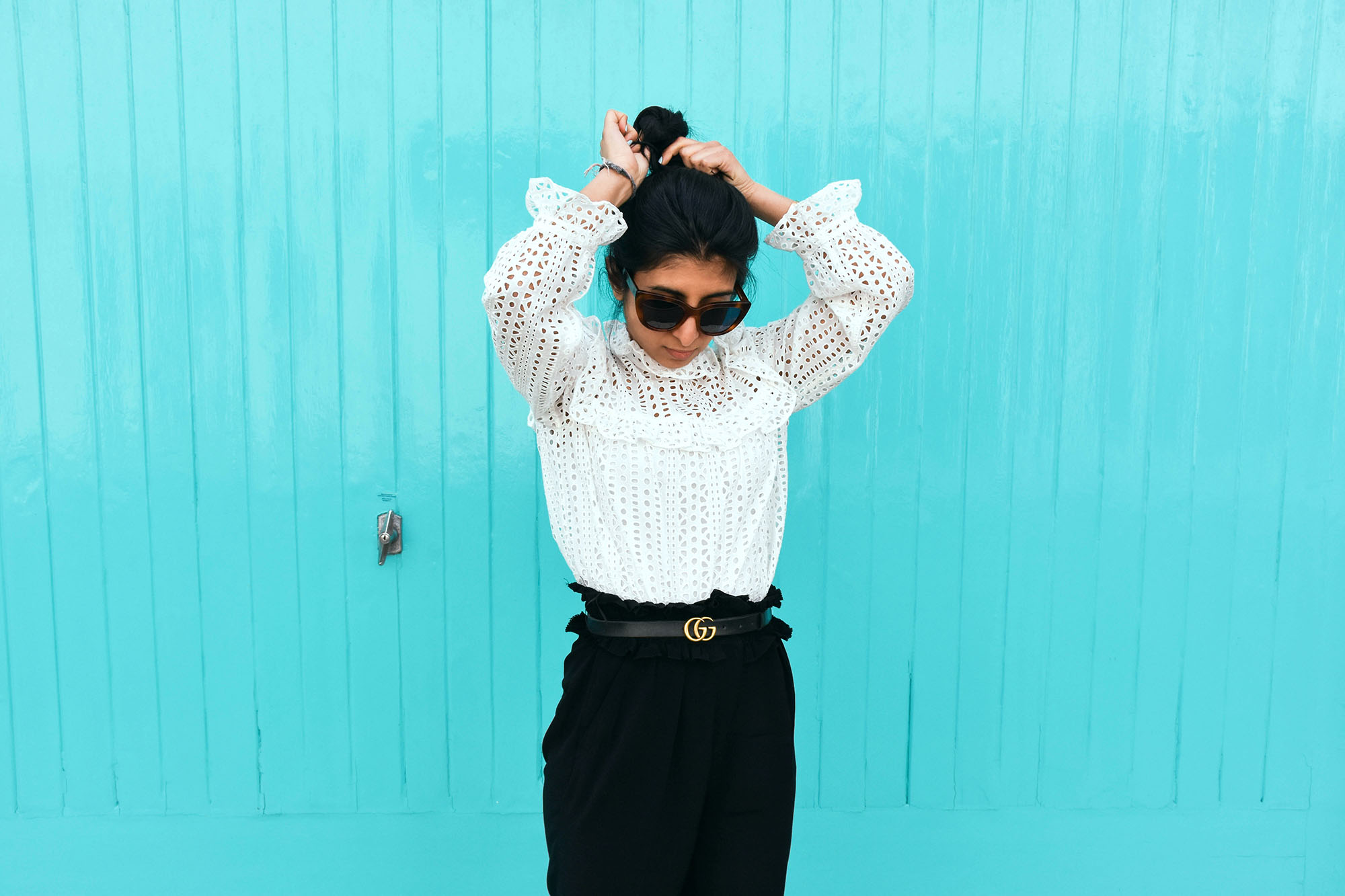 2e6752f8c4d Why You Need A Lace Top For The Perfect Spring Outfit - The Silk Sneaker