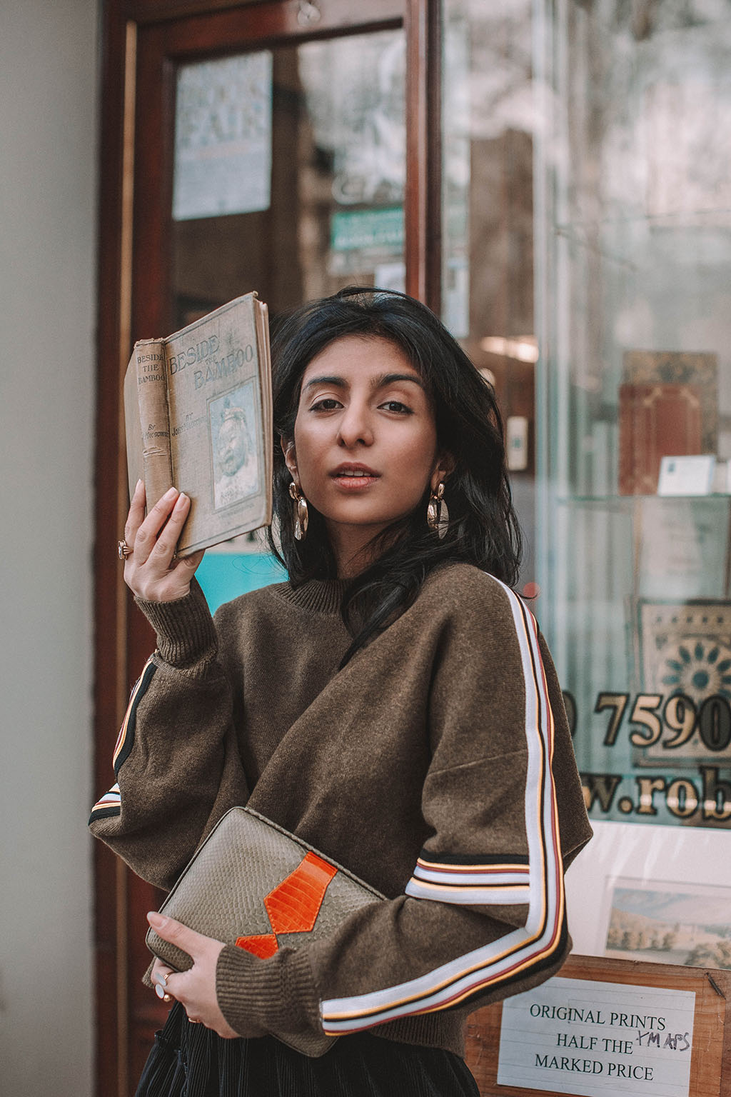 b3ef97ffc Fashion blogger Shloka Narang of The Silk Sneaker shares her secret trick  to making every outfit