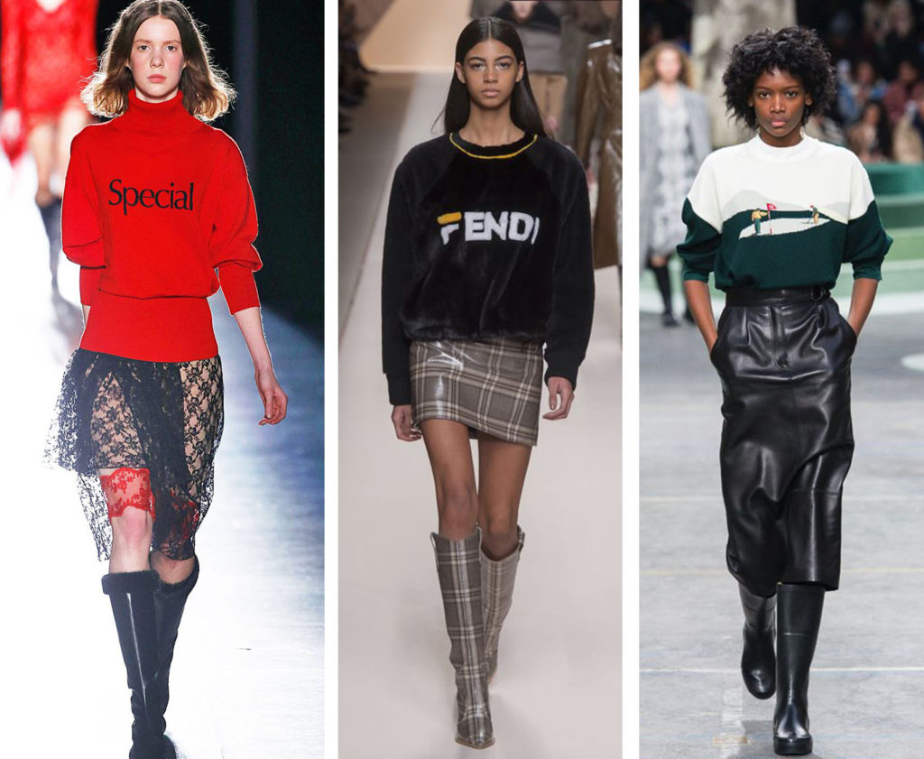 Autumn Winter 2019 Fashion Trends Archives The Silk Sneaker