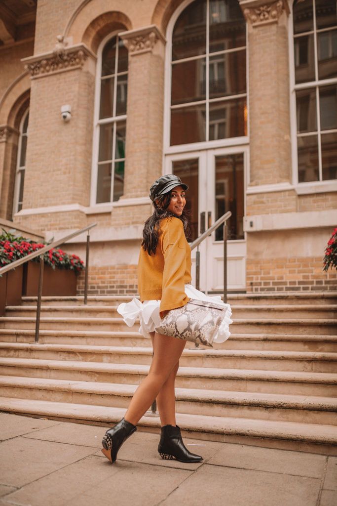 Luxury fashion blogger Shloka Narang of The Silk Sneaker shares her styling  tips for a cute 8c384aa5a