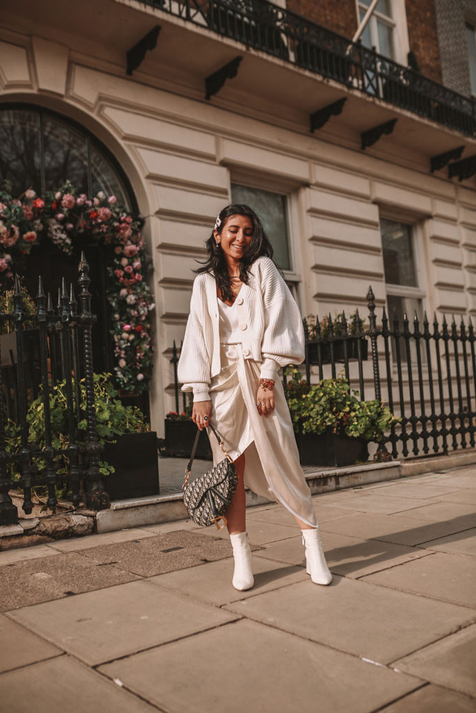 Luxury fashion blogger Shloka Narang of The Silk Sneaker shares how to  create the perfect spring 591d26be6