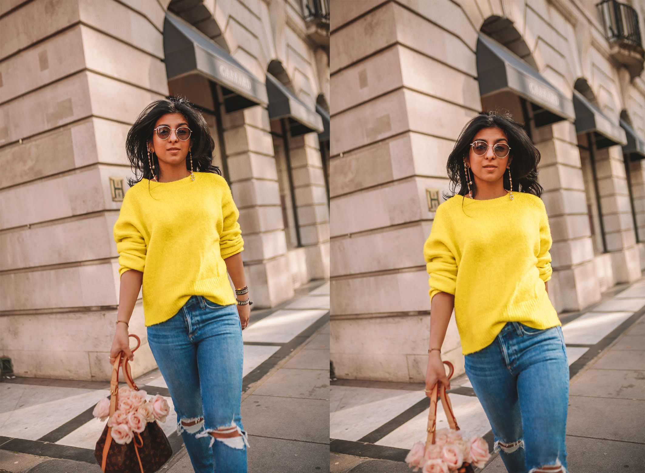 How To Wear A Neon Outfit Look Chic The Silk Sneaker