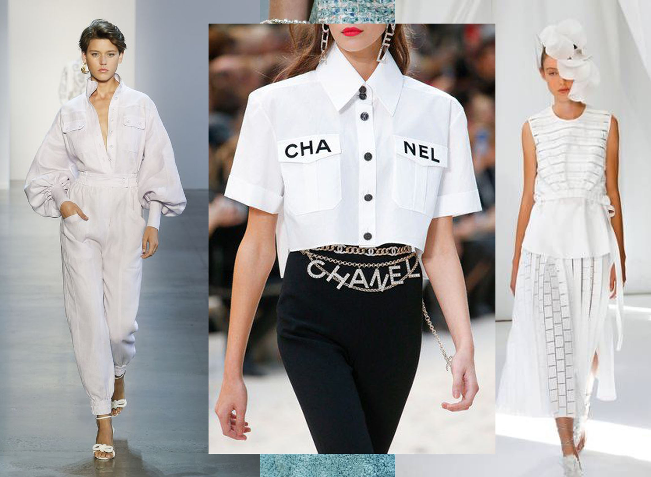 The Spring Summer 2019 Fashion Trends You Can Actually Wear - The