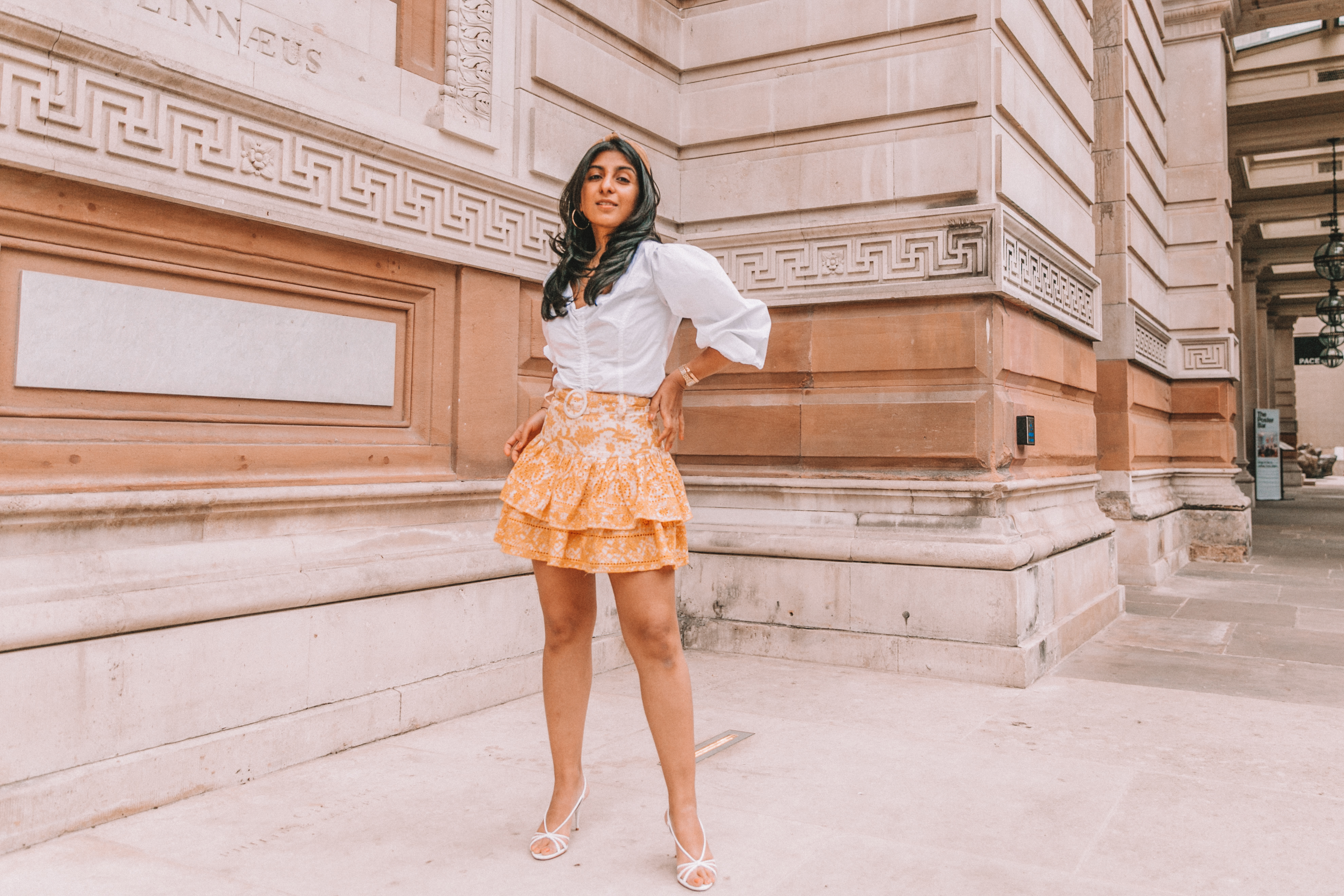c79c4a3dd 10 Mini Skirts That Will Make You Look Ultra Luxe This Summer - The Silk  Sneaker
