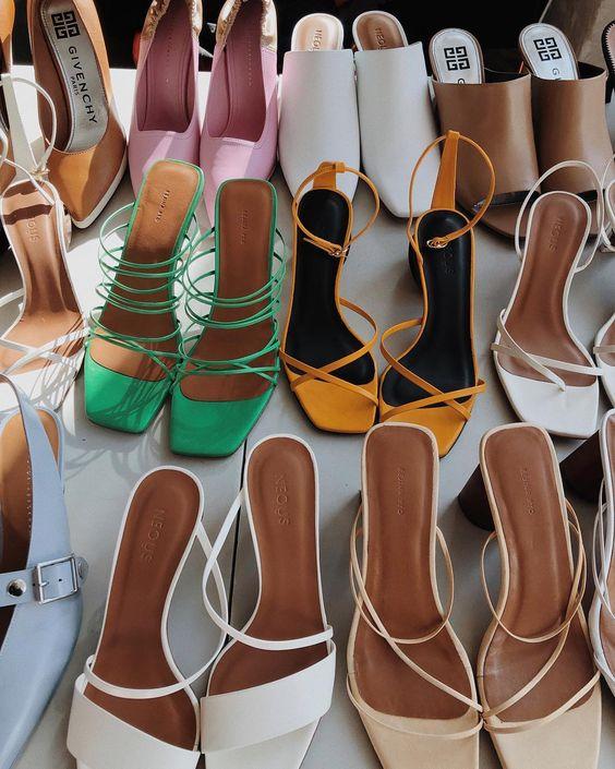 3 Spring/Summer 2019 Shoe Trends You